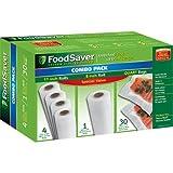 Best FoodSaver Freezer Packs - FoodSaver Combo Pack Bags Review