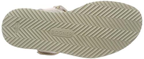 Bogner Women's Oslo 18f Platform Sandals Beige (Beige) NOKvxR2jd