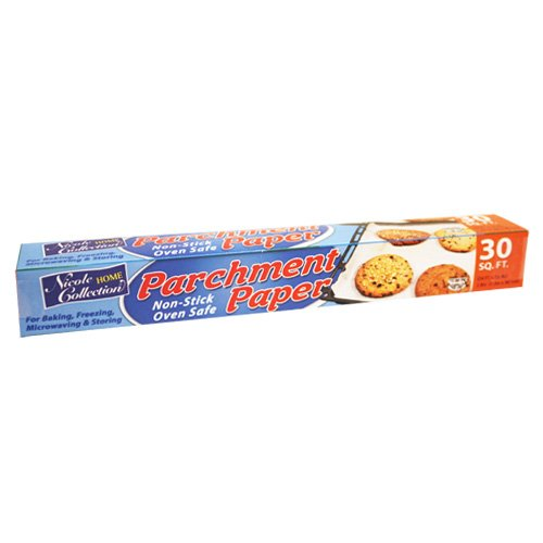 Nicole Home Collection Parchment Paper, 30 Square Feet