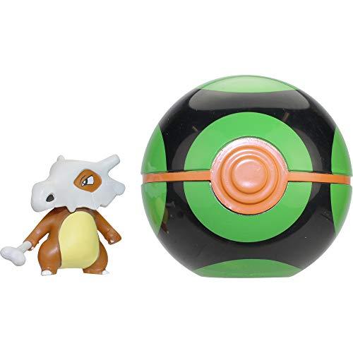 Pokeball Pokemon - Wicked Cool Toys Pokémon Clip 'N'