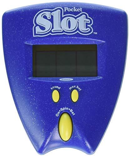 (Radica Handheld Electronic Pocket Slot 7 Game)