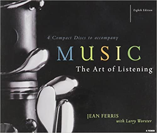 4 cd set for use with music the art of listening
