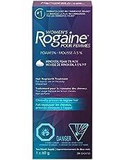 Rogaine Women's Hair Loss & Thinning Treatment, 5% Minoxidil Foam