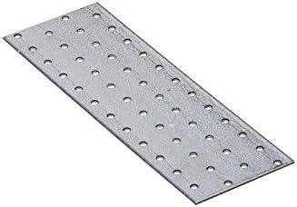 20 Stk St/ück DMX 4407 PP7 Lochplatte 200x60x2,0 mm//Gro/ßpack