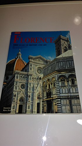 Florence: 2000 Years of History and Art - Treasures of Italy