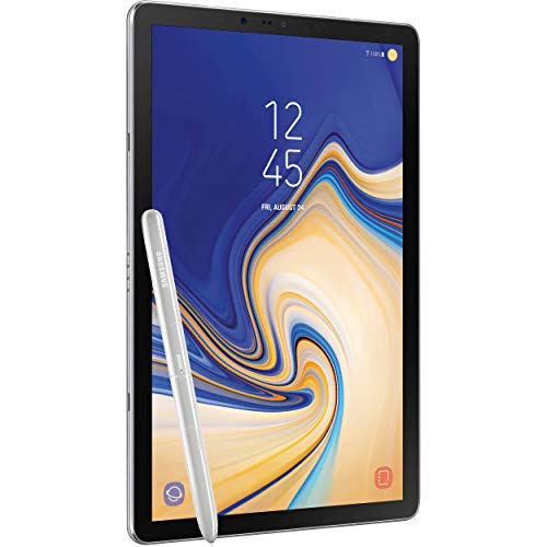 Samsung Galaxy Tab S4 10.5in (S Pen Included) 64GB, Wi-Fi Tablet – Gray (Renewed)