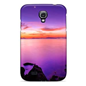 BrianLee YucPmLw5180NbcDE Case Cover Skin For Galaxy S4 (sunset Moon)