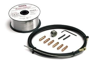 Lincoln K664-2 soldadura de aluminio: Amazon.es: Bricolaje y herramientas