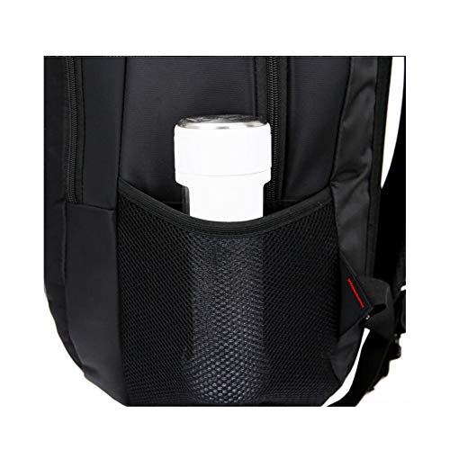 Men's Casual Business Fashion Bag Winered Laptop Simplicity Backpack Dhfud Waterproof q5C0xACf