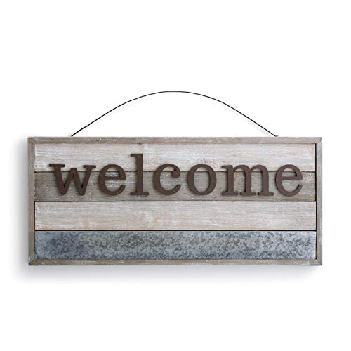 (Welcome Magnetic Sign)