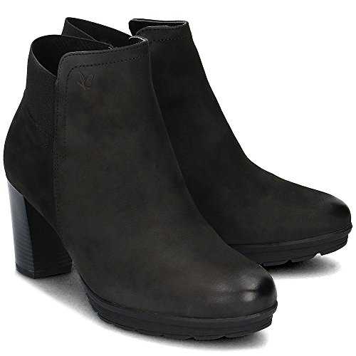25452 008 99 Women's Caprice Black Boots 27 Eq7IH