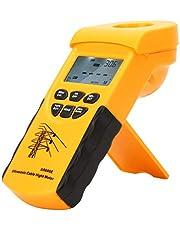 Inteligentny czujnik AR600E 0,5% ± 2D ultradźwiękowy miernik wysokości kabla wysoka dokładność 6 kabli miernik z wyświetlaczem LCD