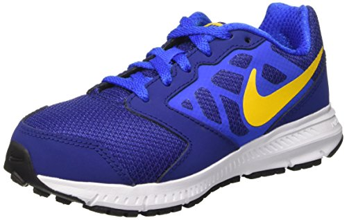 Galleon - NIKE Boys' Downshifter 6 (GS/PS) Running-Shoes, Deep Royal  Blue/Varsity Maize, 10.5 M US Little Kid