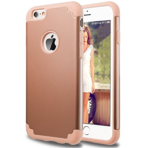 iPhone 6s plus Case,iPhone 6 plus Case,by Ailun,Soft Interior Silicone Bumper&Hard Shell...
