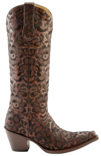 Corral Kvinnor G1080 100% Läder Boot