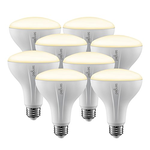 Sengled Element 8-Pack Smart Bulbs BR30 Dimmable Bulbs, Compatible with Samsung SmartThings Hub, Wink Hub and Echo Plus, Works with Alexa and Google Assistant(Hub Required), 3 Year Warranty by Sengled