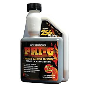 PRI-G Fuel Stabilizer PRI-G-16-A, 16 oz