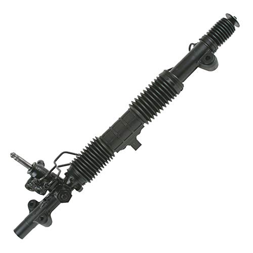 Detroit Axle Complete Power Steering Rack and Pinion Assembly for 2001-2005 Honda Civic (Inner Tie Rods Not Included)