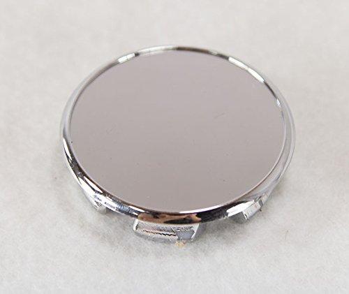 Chrome Replacement Cap for EZ Lube Open End Plus Plug Center Caps