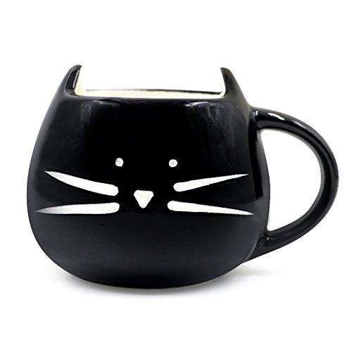 Teagas Morning Cat Mug