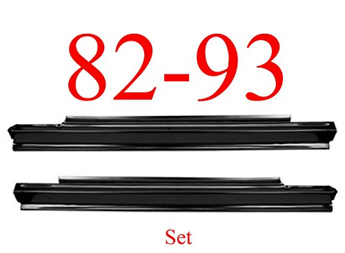 chevy s10 rocker panel - 3