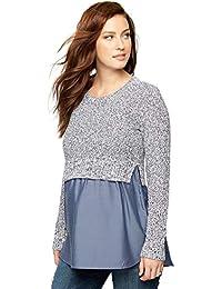 ae192c54c9da55 Amazon.com  A Pea in the Pod - Sweaters   Maternity  Clothing
