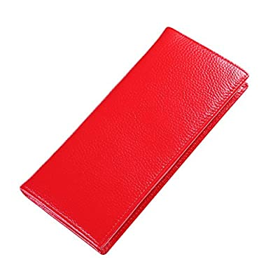 Hoobest RFID Blocking Leather Wallet for Women,Ladies Wallet Clutch