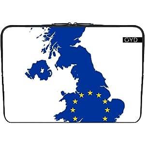 """Funda de neopreno NetBook / portátil 11.6"""" pulgadas - Gran Bretaña En La Ue by Cadellin"""