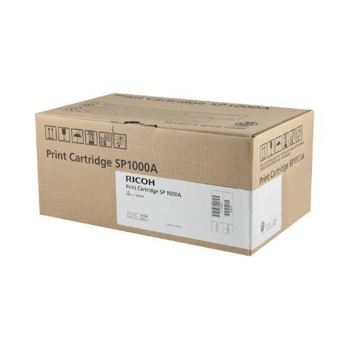 Ricoh 413460 OEM Toner - Gestetner F411 Lanier AC116/LF225M Ricoh Aficio SP 1000SF Fax 1140L 1180L Savin 3815 SP1000 Toner 4000 Yield Type SP 1000A OEM ()