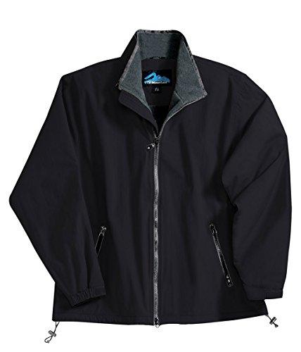 Tri Mountain Toughlan Nylon Windproof Jacket - 8090 Patriot