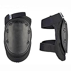 Alta Tactical 50410 Altaflex Knee Pads, Black (One Pair)
