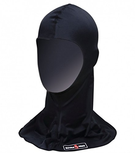 UV50 Lycra Hood for Warm Water Scuba Diving - (Scuba Hood)
