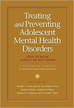 Health research paper about suicide prevention and treating mental disorders?