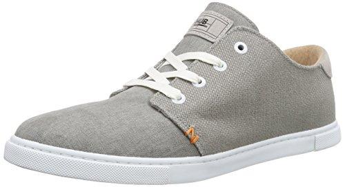 HubAshbury 6/15 - Zapatillas, Hombre Gris (greyish/greyish/wht 142)