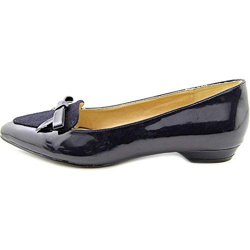 Ann Marino Door Bettye Muller Subliem Women Us 11 Blue Flats