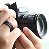SANXIULY Mens Silicone Wedding Ring&Rubber
