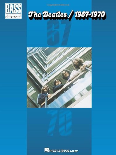 The Beatles, 1967-1970 (Bass Recorded Versions) ()