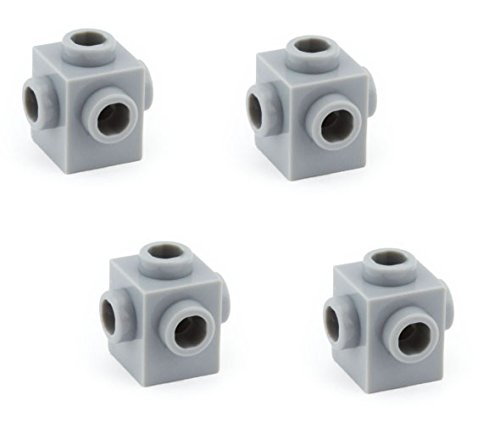 Lego Parts: Brick, Modified 1 x 1 with