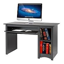 Prepac BDD-2948 Sonoma Desk (Black)