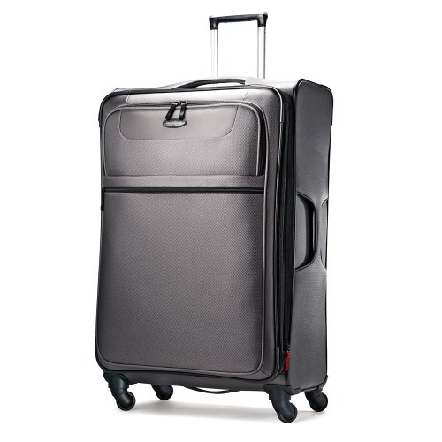 Samsonite Lift Spinner 29 Inch Expandable Wheeled Luggage, Charcoal, One Size by Samsonite
