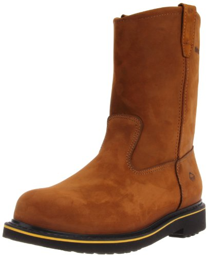 (Wolverine Men's Foster Well Work Boot,Brown,10.5 M US)