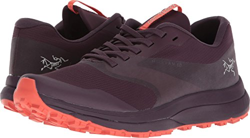 Arc'teryx Norvan LD Trail Running Shoe - Women's Purple Reign/Autumn Coral, US 8.5/UK 7.0