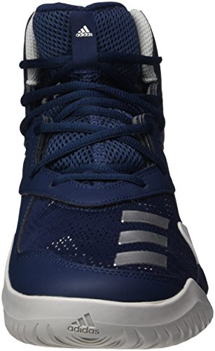 silver Team grey collegiate Basket Crazy Met Da Multicolore F17 Uomo Adidas Two 2017 Scarpe Navy vT1T5q