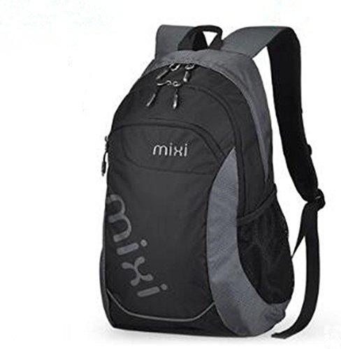 Limit Casual Bewegung Rucksack Rucksack Schultasche Mitte Schule Student Fashion Trend hohe Kapazität Tourismus Travel Bags lichtgrün TO3Qp