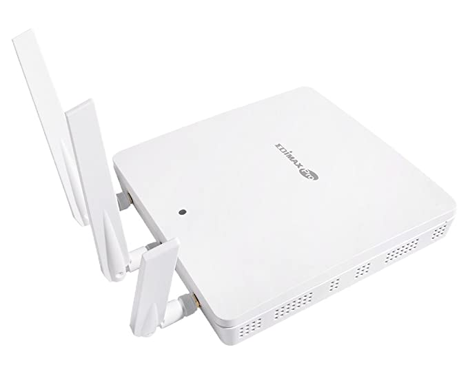Amazon Com Edimax Pro Wap1750 Ac1750 Long Range Wall Mount Dual