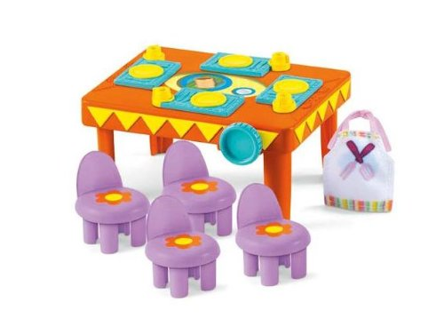 Fisher-Price Dora the Explorer Dollhouse Kitchen Furniture