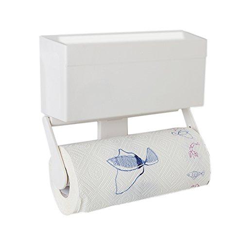 refrigerator magnet paper holder - 3