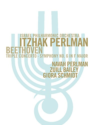 Israel Philharmonic Orchestra, Itzhak Perlman - Beethoven: Triple Concerto, Symphony No. 6 in F major (Best Auditoriums In The World)