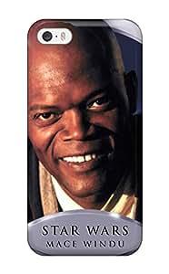 Defender Case For Iphone 5/5s, Star Wars Episode I Phantom Menace People Movie Pattern