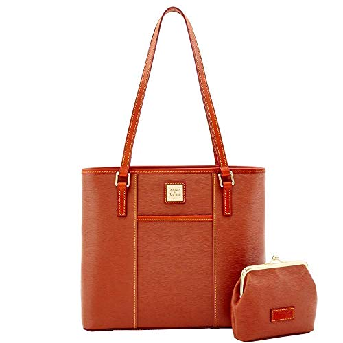 Dooney & Bourke Cork Small Lexington & Frame Purse Bag (Dooney Bourke Lexington)